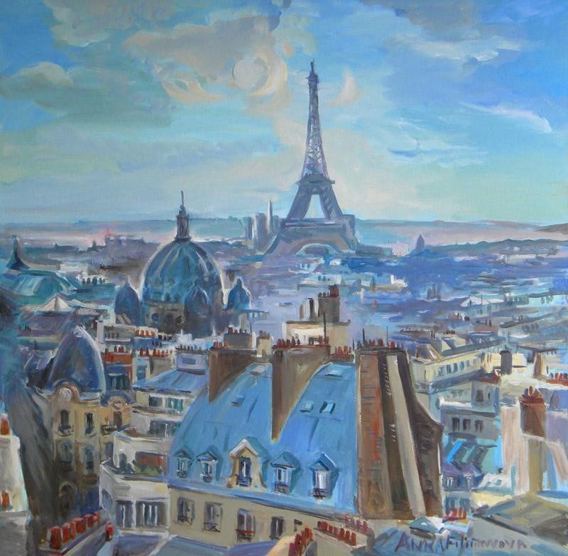 Belle journée à Paris