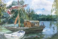 Le bateau atelier