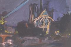 Nocturne de Notre de Dame de Paris