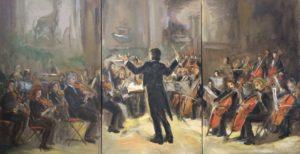 L'Orchestre Symphonique de l'Oise sous le Dôme de Chantilly